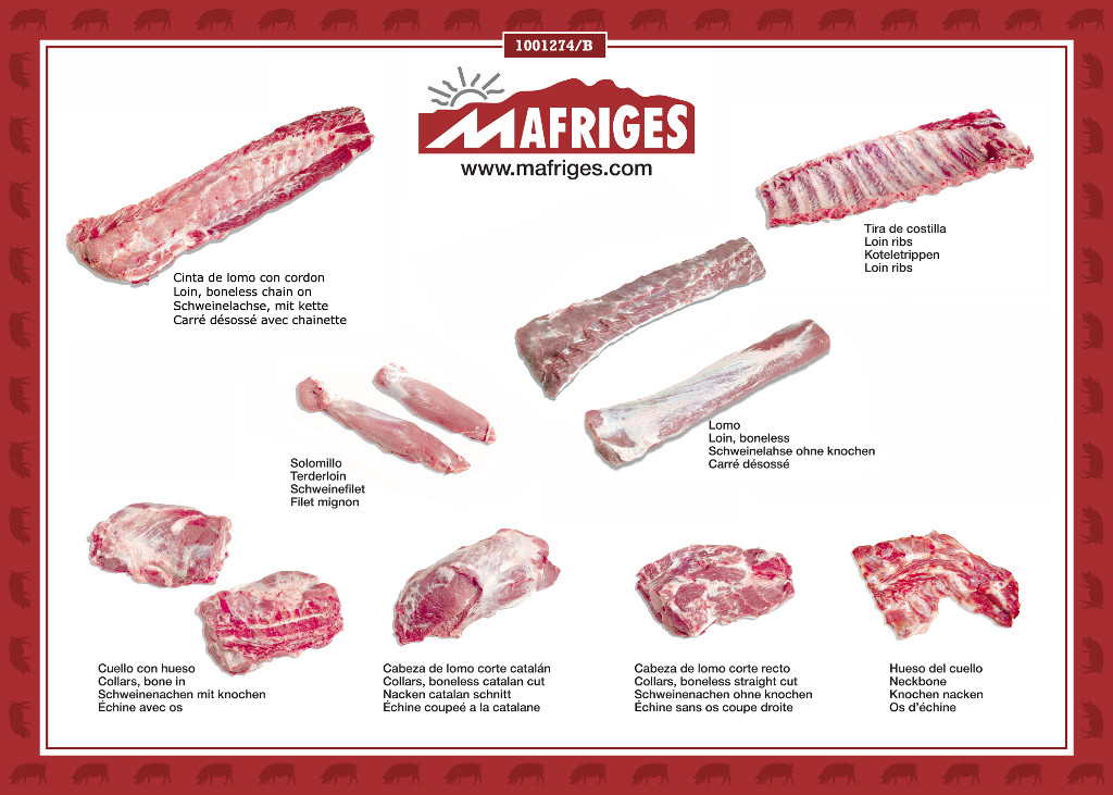 Pork Loins