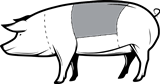 Schab-Karkówka-mięso-wieprzowe